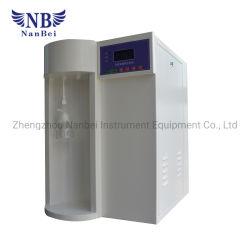 Laboratoire de l'eau ultra pure System Système de filtration de l'eau