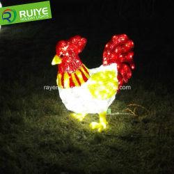 Don de lumière LED haute décoration lanterne feux étanches animal pour les enfants
