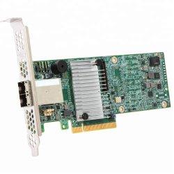 LSI Megaraid Sas 9380-8e het Tarief 12GB /S van de Kaart LSI00438 van de INVAL/de Kaart van het Controlemechanisme van de INVAL van pci-e 3.0 X8 SATA+Sas