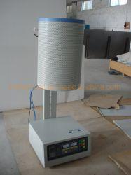 고온 에너지 절약형 진공 수직관 전기로, 1200c 대형 파이프 직경 수직 퀜칭 튜브 용광로, 300mm 직경 사분면 튜브