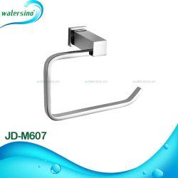 Acessórios para banho de cromo de latão tecido de papel higiénico suporte de rolamento