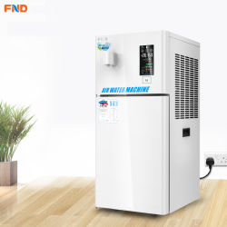 Generador de agua atmosférico/aire a agua potable de la filtración de 4 etapas 50L