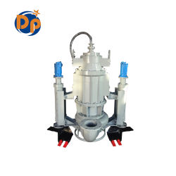 Slijtbestendige dompelpomp met hoge capaciteit en roerwerk, zandpomp, hydraulische pomp
