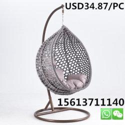 L'acier Patio Jardin meubles de salle à manger en plein air suspendus balançoire