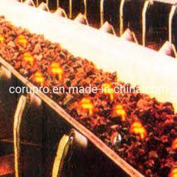 Гарантия качества большого объема грузовых перевозок огнестойкие резиновые ленты транспортера