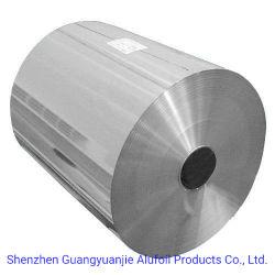 帽子Lidding 8011-Oのためのアルミニウムかアルミホイル38ミクロン