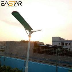 Использование солнечной энергии 60W Встроенный 12V DC LED солнечной уличных фонарей
