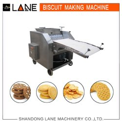 Le traitement entièrement automatique four tunnel Salty Cracker de ligne de production