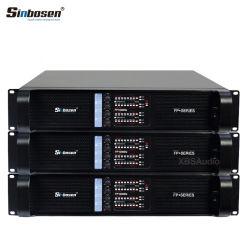 Amplificazione del suono professionale di Sinbosen per l'amplificatore di potere di karaoke 13500watt Fp10000q