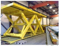 De op zwaar werk berekende Dubbele Lijst van de Lift van de Schaar van de Hand van de Lijst van de Lift van de Schaar Hydraulische/het MiniPlatform van de Lijst van de Lift van de Schaar van het Platform 500kg1000kg 10m van de Lift Beweegbare Elektrische Hydraulische