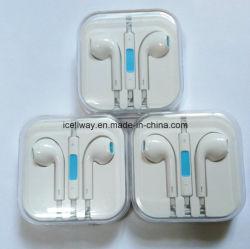 Commerce de gros prix d'usine pour Apple iPhone écouteurs mains libres de qualité d'origine OEM