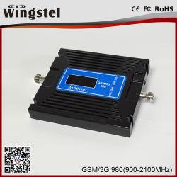 Двухдиапазонный беспроводной ретранслятор 2g 3G сотовый телефон усилитель сигнала