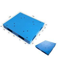 ISO 9001/14001 단 하나 마스크 HDPE 중국제 깔판 플라스틱