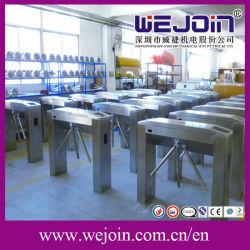 Shenzhen OEM Porte escamotable piétonne de vitesse automatique & tourniquet hayon (
