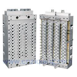 Plastikhaustier-Vorformling-Spritzen-heißer Seitentrieb (Absperrvorrichtung-Düse) (48 Kammern)
