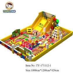 De BinnenSpeelplaats van Commerial van de Fabriek van Guangzhou voor Verkoop