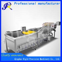 Maquinaria de procesamiento de alimentos congelados de lavado de frutas y hortalizas de la máquina de corte