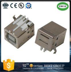 30-контактный разъем док-станции USB Micro вилочной части разъема RJ45 разъемов USB (FBELE)