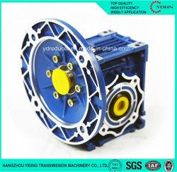 La aleación de aluminio serie RV Caja de engranajes de gusano