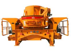 Гидравлический VSI искусственный песок дробления бумагоделательной машины, вертикальный вал воздействия добычи камня машины, Barmac VSI машины для измельчения