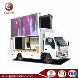 Piscina P10 LED de cor total imersão Publicidade Móvel Digital Media caminhões para a promoção de vendas