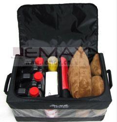 Organizador de arranque del coche de almacenamiento de herramientas de bolsillo plegable
