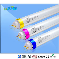 T10 LED Tube Light with Rotated Cap End