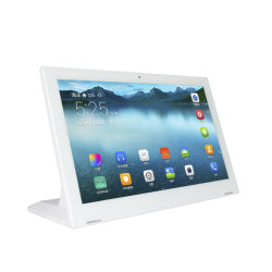 Ultra mince Mini Android WiFi ad Affichage LCD 15,6 pouces Android tablette