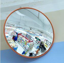 بلاستيكيّة داخليّة و [كنفإكس ميرّور] خارجيّ, [فيش] مرآة