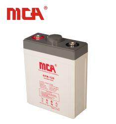 Zure Batterij met lange levensuur van het Lood van de Prijs van de Batterij van de Tractie de 2V120ah Verzegelde