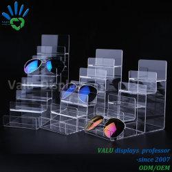 Ripiano In Vetro Trasparente Con Muti-Layer Per Espositore Da Banco