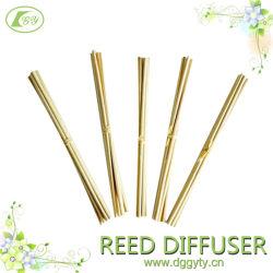 Bastoni a lamella di bambù naturali per la decorazione domestica
