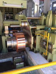 Bande de cuivre argenté (C10700) utilisé pour l'équipement électrique