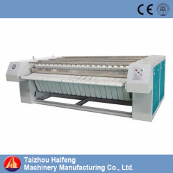 Zwei Rollen-Bett-Blatt-industrielle Bügelmaschine (YPA)