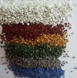 Las partículas de cerámica antideslizante Cycleway y seguridad