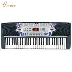 Comercio al por mayor baratos fabricados en China 54 Piano teclas Teclado numérico.