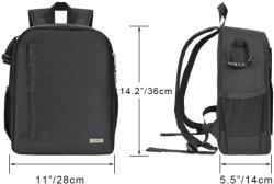Appareil photo reflex numérique professionnel sac à dos Sac étanche