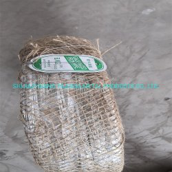 La bobina de 1 kg de calibre 20 alambre de hierro galvanizado para el mercado de Omán