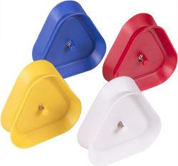 شركات تصنيع المعدات الأصلية البلاستيك لعبة مجانية بطاقة اللعب حاملات البوكر