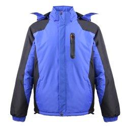 Los hombres' s revestimiento de PVC táctica personalizada de la pesca de caparazón blando de invierno Sumergible Bombardero Denim Fashion en exteriores de la lluvia Puffer chaqueta impermeable softs
