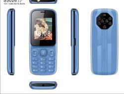 1.77inch 2.4inch gebruikte mobiele telefoons vergroot scherm mobiele telefoon oude GSM Telefoons