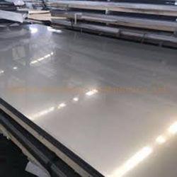 AISI ASTM SS SUS 201 304 321 316L 430 ورقة من الفولاذ المقاوم للصدأ / لوحة من الفولاذ المقاوم للصدأ بناء المواد المعدنية ورقة السقف