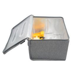 Plegable Portátil recargable USB Bolsa de esterilización UV Esterilizador de desinfección