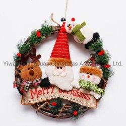 휴일 결혼식 훈장을%s 크리스마스 과일 바구니 거는 장식은 훅 장신구 기술 선물을 공급한다