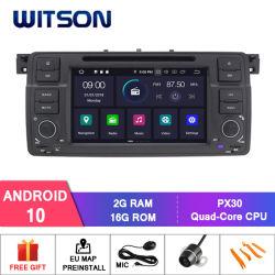 Witson Android 10 DVD Audio Player для автомобиля BMW радио GPS