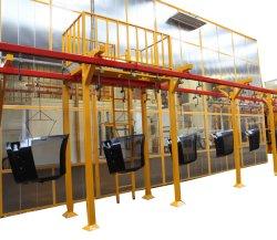 Nuova linea di verniciatura automatica a polvere/macchina per spalmatura/linea di verniciatura per metallo Prodotti
