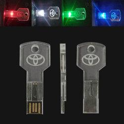 заводская цена 4 ГБ 8 ГБ 16ГБ 32GB Crystal ключ USB флэш-накопитель USB USB 2.0 3.0 жестких дисков
