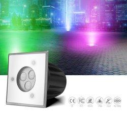 DMX512 RGB Control LED Light IP68 Waterproof SS316L LED massa Licht LED-licht