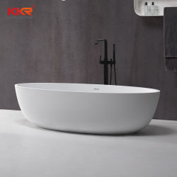 Hôtel Pierre acrylique adulte Surface solide baignoire autostable