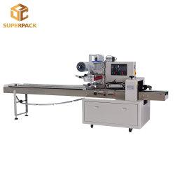 고효율 Foshan Factory Bread Package 필로우 유형 포장 기계